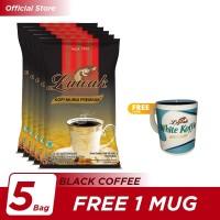 Kopi Luwak Murni Black Coffee Bag 165gr [5] - Free 1 Mug