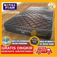Matras Kasur Kesehatan ROYAL FOAM CIONARDES ORTHOPEDIC 120 160 180 cm