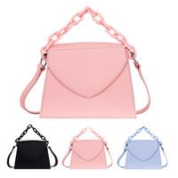 MINISO Tas Selempang Wanita Handbag Rantai Sling Bag Fashion Pesta