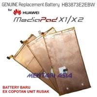 HB3873E2EBW Battery HUAWEI Mediapad X1 X2