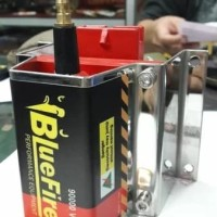 Coil/Koil Racing Blue Fire 90000 Volt Universal Ready Stock