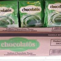 Chocolatos Matcha Latte Choco Drink [26 g/ 10 Pcs]