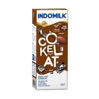 Indomilk Cokelat Susu UHT [190 mL]