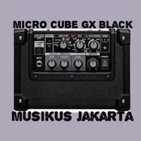 Ampli Gitar Roland Micro Cube GX Hitam