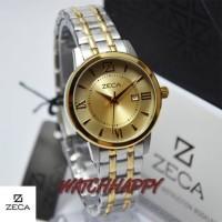 Jam Tgn Wanita ZECA ORIGINAL 100% 305L Two Tone Combi BestSeller 305 L