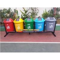 Tempat Sampah 5 Warna