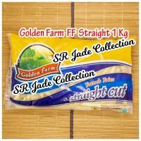 GOLDEN FARM FRENCH FRIES STRAIGHT 1 KG/KENTANG BEKU/KENTANG GORENG KFC