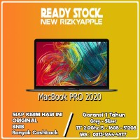 "MacBook Pro 2020 13"" Inch 2.0GHz 4-Core i5 10th 16GB SSD 512GB MWP42"