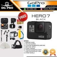GoPro Hero 7 Black PAKET Underwater & 64GB Extreme - Go Pro Hero7 TAM