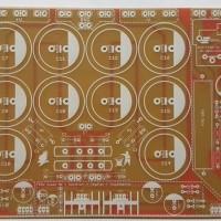 PCB PSU CLASS AB 10 ELCO + PS. FAN + PS. SIMETRIS stok terbatas
