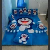 SURPET Kasur Karpet Karakter Doraemon Busa 5 cm last stok