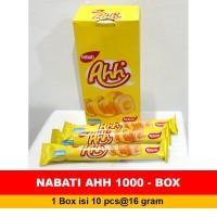 Snack NABATI AHH kemasan 1Box 10Pcs @14gr NABATI AHH 1000 BOX