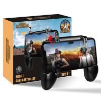 PUBG Mobile Wireless W11+ Gamepad Remote Controller Joystick for