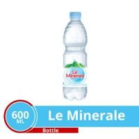 Le Minerale Air Mineral Botol 600ml