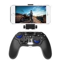 Gamepad Controller Wireless Bluetooth 4.0 USB Untuk Android iOS pubg
