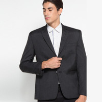 EDITION Men's Black St1 Blazer