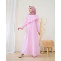 Moon Royal Maxidress Baby Pink