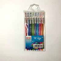 Color Gel pen Joyko Isi 8