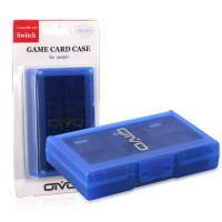 Switch Game Card Case 24 in 1 - OIVO (Blue)
