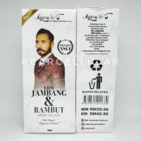 WAK DOYOK KRIM CREAM JAMBANG & RAMBUT 75ML DIJAMIN ASLI 100% ORIGINAL