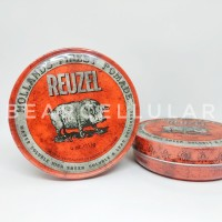 POMADE REUZEL RED WATERBASED 4OZ MADE IN HOLLAND FREE SISIR