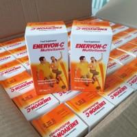 Enervon-C Botol isi 30 Tablet Vitamin C Vit C
