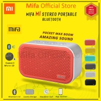 Speaker Xiaomi MiFa M1 Stereo Portable Bluetooth with Micro SD - Pink