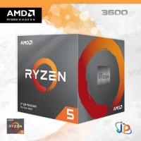 Processor AMD Ryzen 5 3600 3.6 - 4.2 GHz Socket AM4 Matisse
