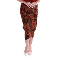 Rok Batik Wanita Lilit Rianty Lorenzo| Rok Lilit Anti Mlorot