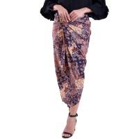 Rok Batik Wanita Lilit Rianty Cheril| Rok Lilit Anti Mlorot