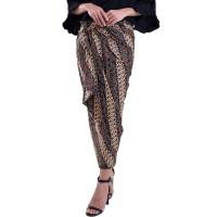 Rok Batik Wanita Lilit Rianty Grafiela | Rok Lilit Anti Mlorot