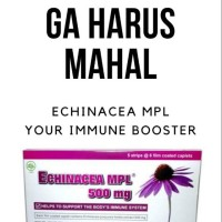 Echinacea MPL 500mg vitamin daya tahan tubuh ISI 30 Tab
