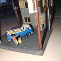miniatur krat #1 skala N 1:150 . harga per pcs