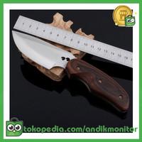 KNIFEZER BUCK Elf Pisau Berburu Hunting Knife Survival Tool - BUCK076