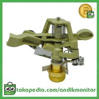 Taffware Rotate Sprinkler Spray Nozzle Air Irigasi Taman - PYK-10 -