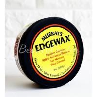 Murrays Edgewax Pomade (Pomade Murrays Edgewax) 100% Original USA