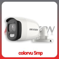 CCTV HIKVISION COLORVU 5MP OUTDOOR DS2CE10HFT-F ORIGINAL RESMI