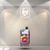 Pod Vapor Vape - CKS Dagger Junior 1000 mAh Authentic Street Red