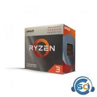 PROCESSOR CPU AMD RYZEN 3 3100 AM4 4 core 8 threads