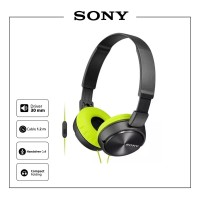 Sony Headphone with Mic MDR - ZX 310 AP/H - Grey