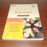 Elementary Korean (Second Edition)