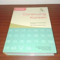 Continuing Korean Book