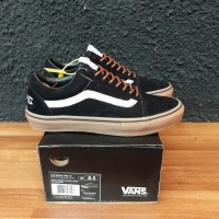 Sepatu Vans Oldskool Pro'S Golf Wang Black Original Premium ICC