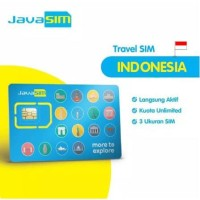 SIM Card Indonesia Unlimited