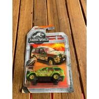 Matchbox 93 Ford Explorer Jurrasic World