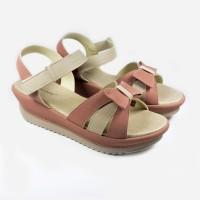 Mascotte WEAVER PINK | Sandal Wanita 127 001 - Pink - 40