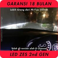 Headlamp LED E3 ZES H1 H3 H27 Headlight HID