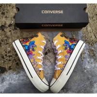 Sepatu Converse | Sepatu Pria Wanita | Converse Premium Karakter ELMO