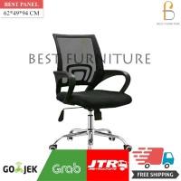 Best Kursi Staff Kursi Kantor Kursi Multifungsi uk 62x49x94cm
