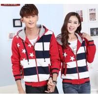 Couple Jaket Murah /Baju Pasangan Jaket-cp star